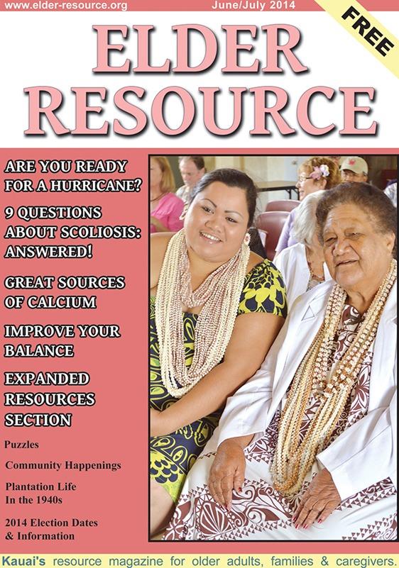 Elder Resource Mag