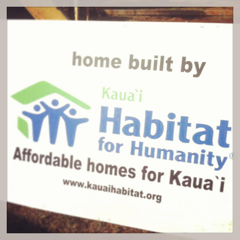 Job Openings Kaua I Habitat For Humanity