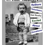 ReStore Volunteers Get Really Excited (2)