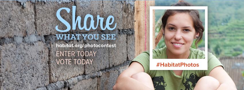 Habitat Photo Contest