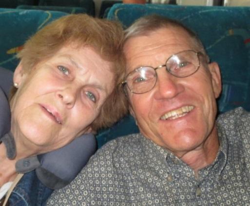 Richard and Sharon Moreland